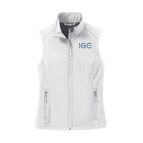 24_Ladies Soft Shell Vest
